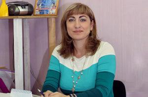 Веселова Евгения Анатольевна